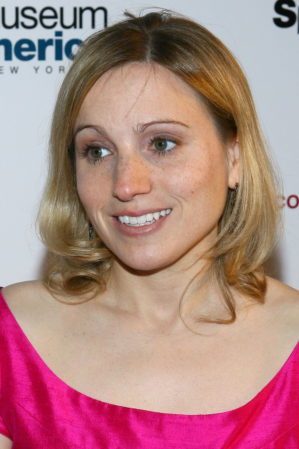 NEW YORK - MAY 06:  Gymnast Kerri Strug attends the Sports Museum of America opening night gala on May 06, 2008 in New York C