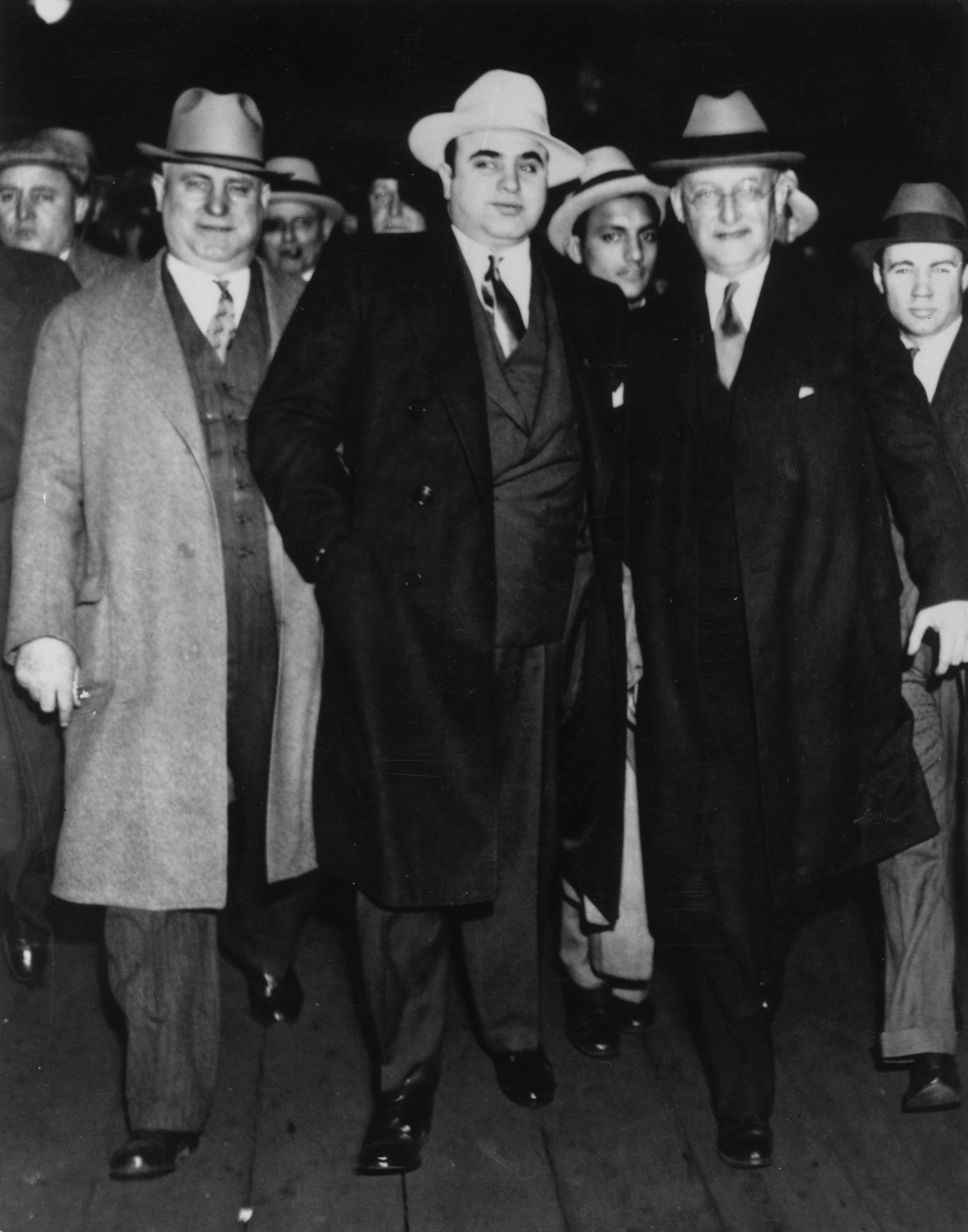 Al Capone's Brother May Have Invented Date Labels For