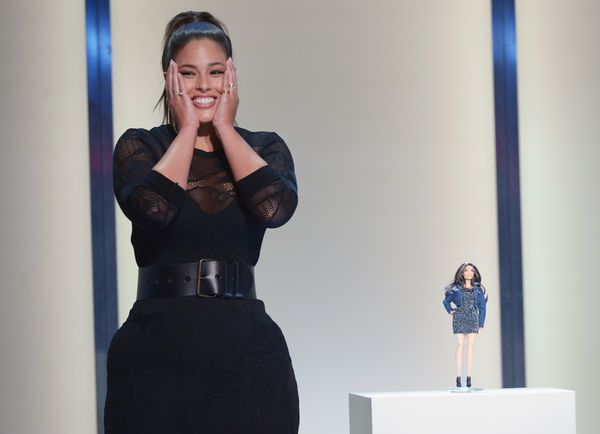 "In November, plus-size model and body-positive activist <a href=""http://www.huffingtonpost.com/entry/ashley-graham-barbie_us_"