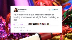 18 Tweets That Accurately Describe Being Single On New Year's