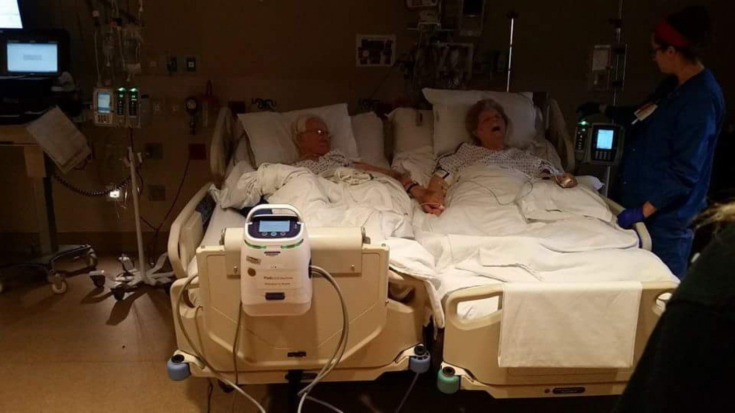 Couple Married 63 Years Dies Hours Apart: 'I Know They Are
