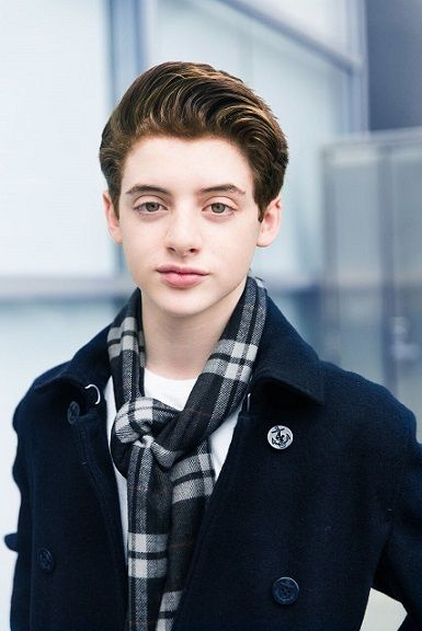 <p>Thomas Barbusca is in FOX's The Mick.</p>