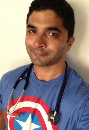 """<p>Sanjeev K. Sriram, MD, MPH is Dr. America for We Act Radio. His podcasts cover the intersections of public health, social justice, and activism. Episodes are available <a rel=""""nofollow"""" href=""""https://itunes.apple.com/us/podcast/dr.-america-sanjeev-sriram/id996532882?mt=2"""" target=""""_blank"""">here</a>. </p>"""