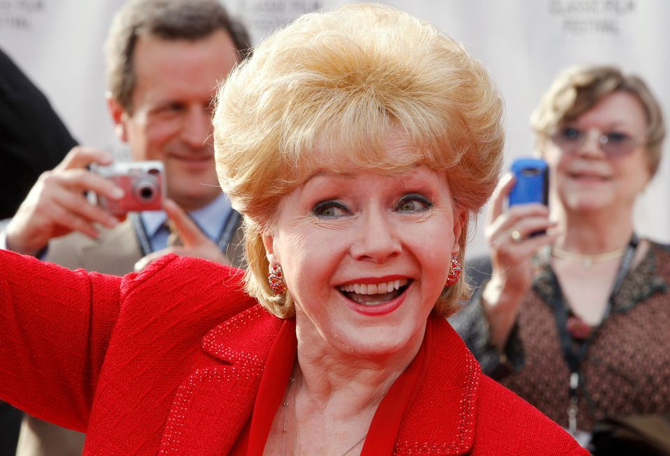 Actress Debbie Reynolds, a Hollywood icon and the mother of Carrie Fisher, died on Dec. 28, 2016. She was 84.