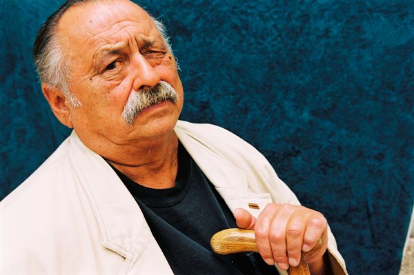 "Jim Harrison, the prolific author, poet and outdoorsman whose novella of the American frontier, ""Legends of the Fall,"" became"