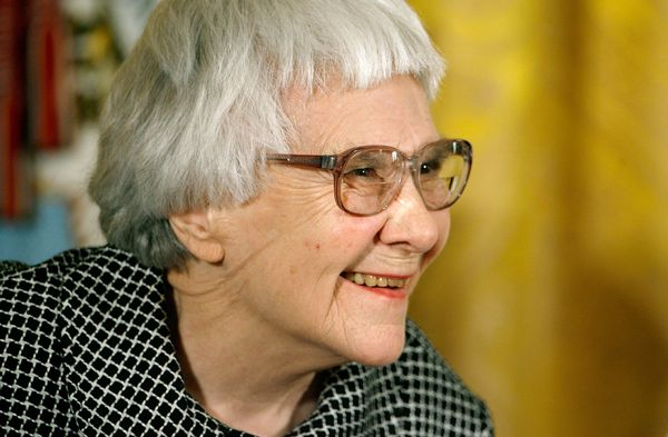 "Celebrated American writer Harper Lee, best known for penning the Pulitzer Prize-winning novel ""<i>To Kill a Mockingbird</i>,"