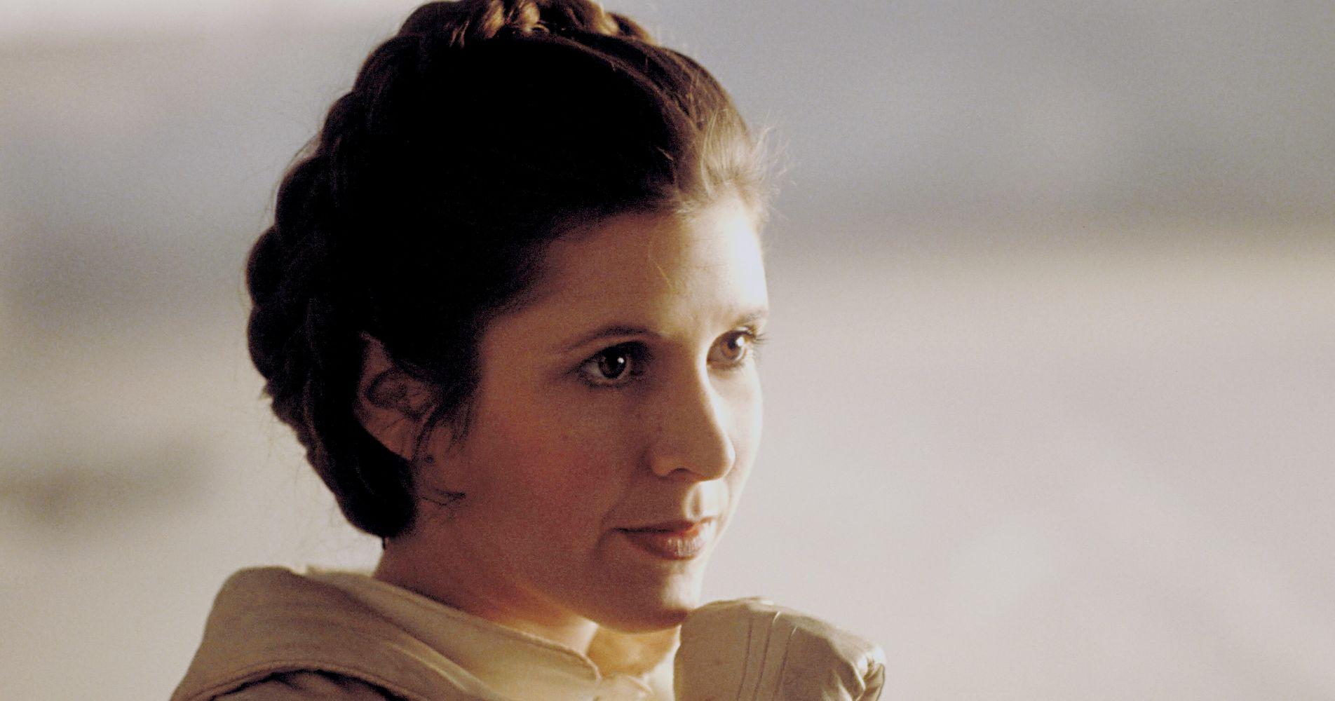 This Obit Is A Worthy Tribute To Princess Leia | HuffPostOld Princess Leia