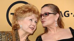 Carrie Fisher And Debbie Reynolds To Have Joint