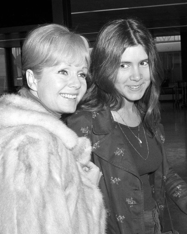 Debbie and Carrie's relationship wasn't always