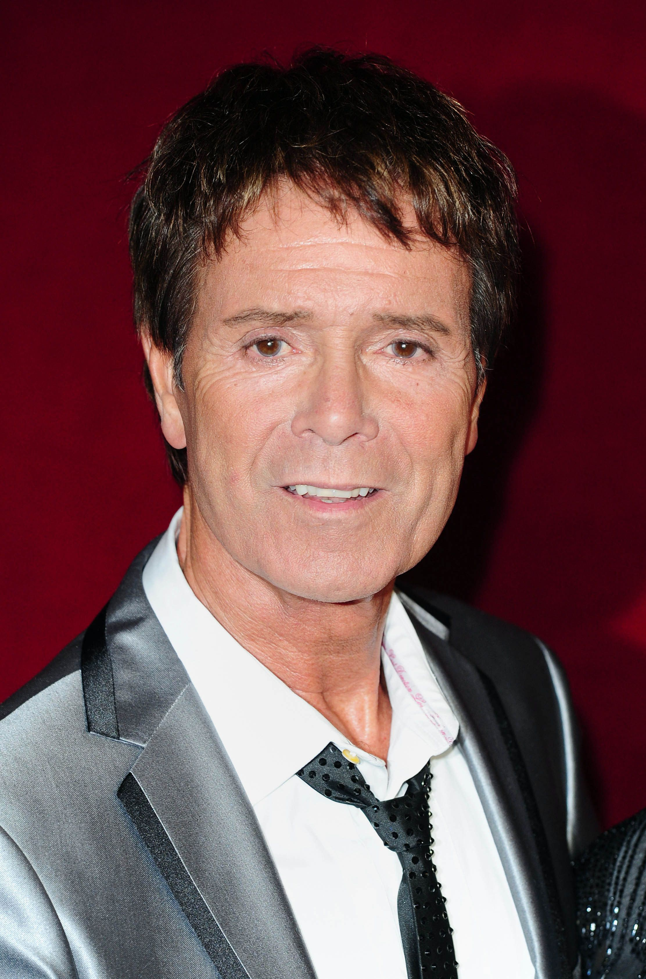 Cliff Richard Reveals He's 'Too Frightened To Touch Young Fans