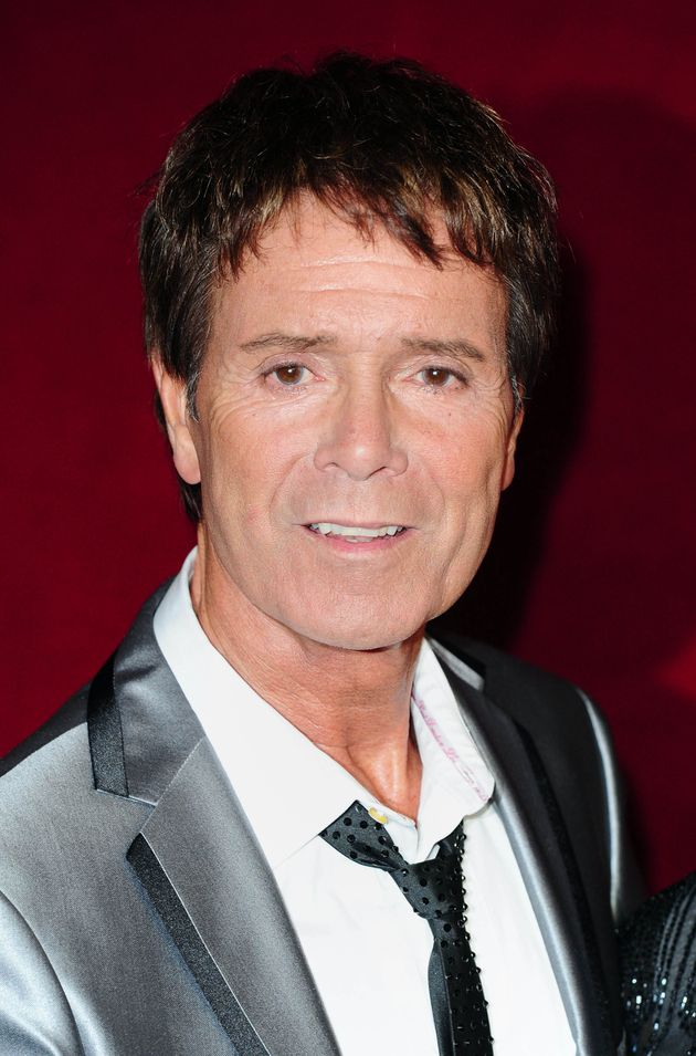 Sir Cliff never faced any charges of sexual abuse, but he remains wary when being photographed with