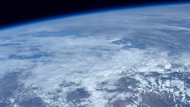 NASA's 4K Footage Of Earth From Space Is Utterly