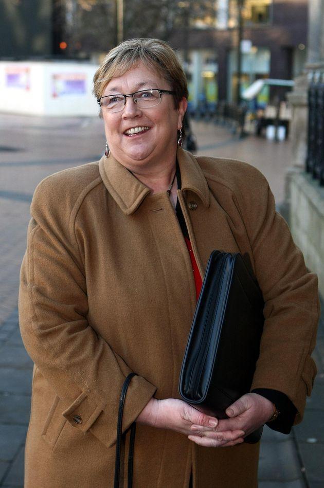 Former head teacher Jean Else had her honour