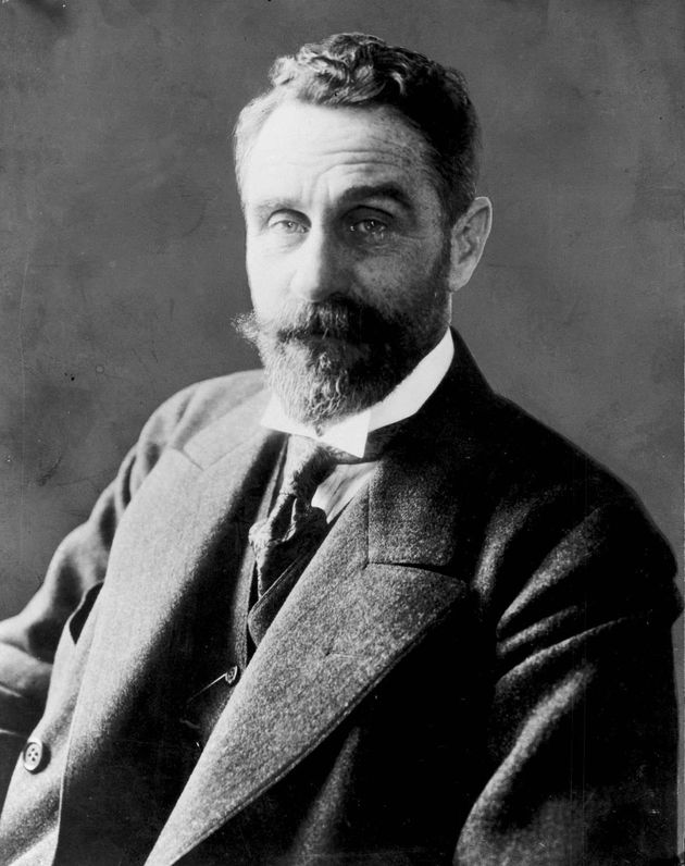 Roger Casement was executed for treason in