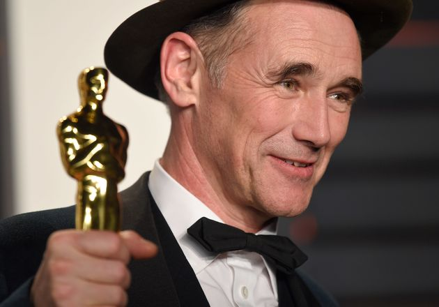 Mark Rylance will have to make more room on his mantelpiece, following his Oscar win in