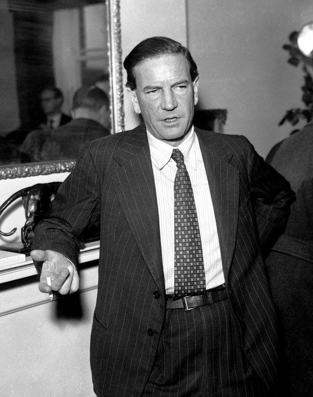 Harold 'Kim' Philby was exposed as a Soviet