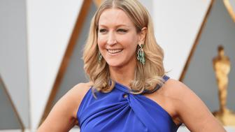 HOLLYWOOD, CA - FEBRUARY 28: TV personality Lara Spencer attends the 88th Annual Academy Awards at Hollywood & Highland Center on February 28, 2016 in Hollywood, California.  (Photo by Jason Merritt/Getty Images)