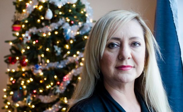 Lorena Bobbitt cut off her husband's penis in 1993. Now she helps domestic violence victims like