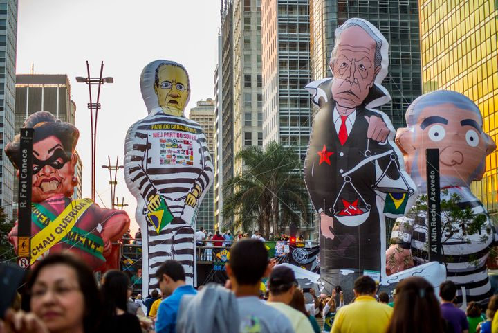Host of the Olympics this year, Brazil was in the global spotlight for more than just games.