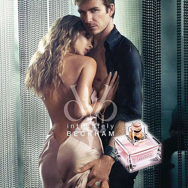 'Intimately Beckham' campaign in