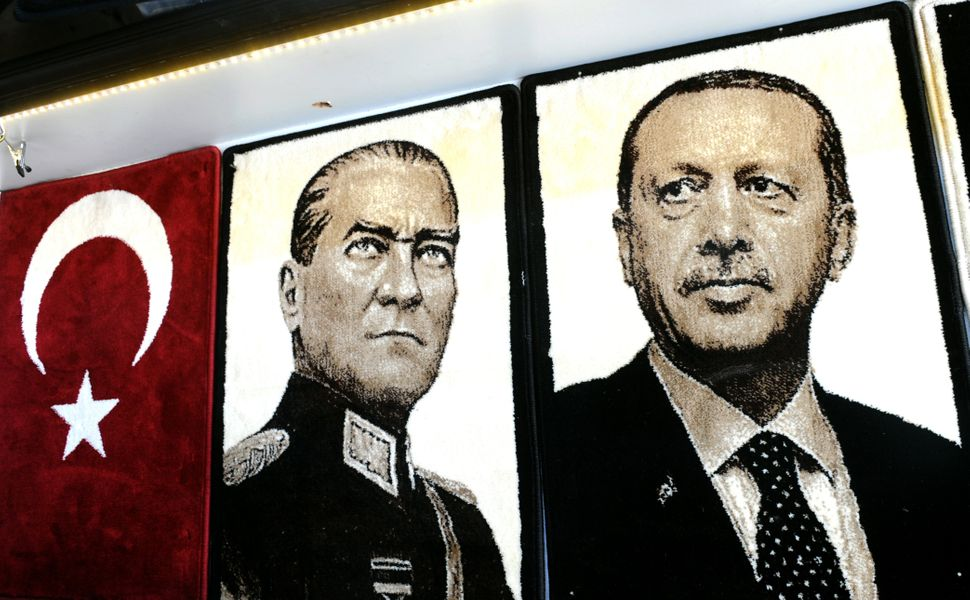 A summer coup attempt in Turkey this year tested President Recep Tayyip Erdoğan.