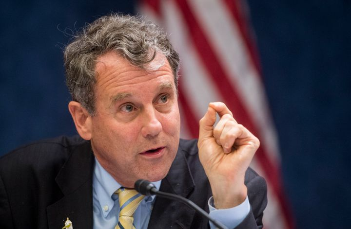 Sen. Sherrod Brown talked to the podcast about Greek austerity, banking regulations and more.