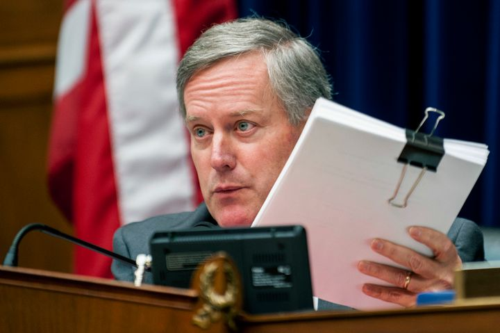 "U.S. Rep. Mark Meadows (R-N.C.) claims campus sexual assault guidelines under Title IX dictate ""one-size-fits-all p"