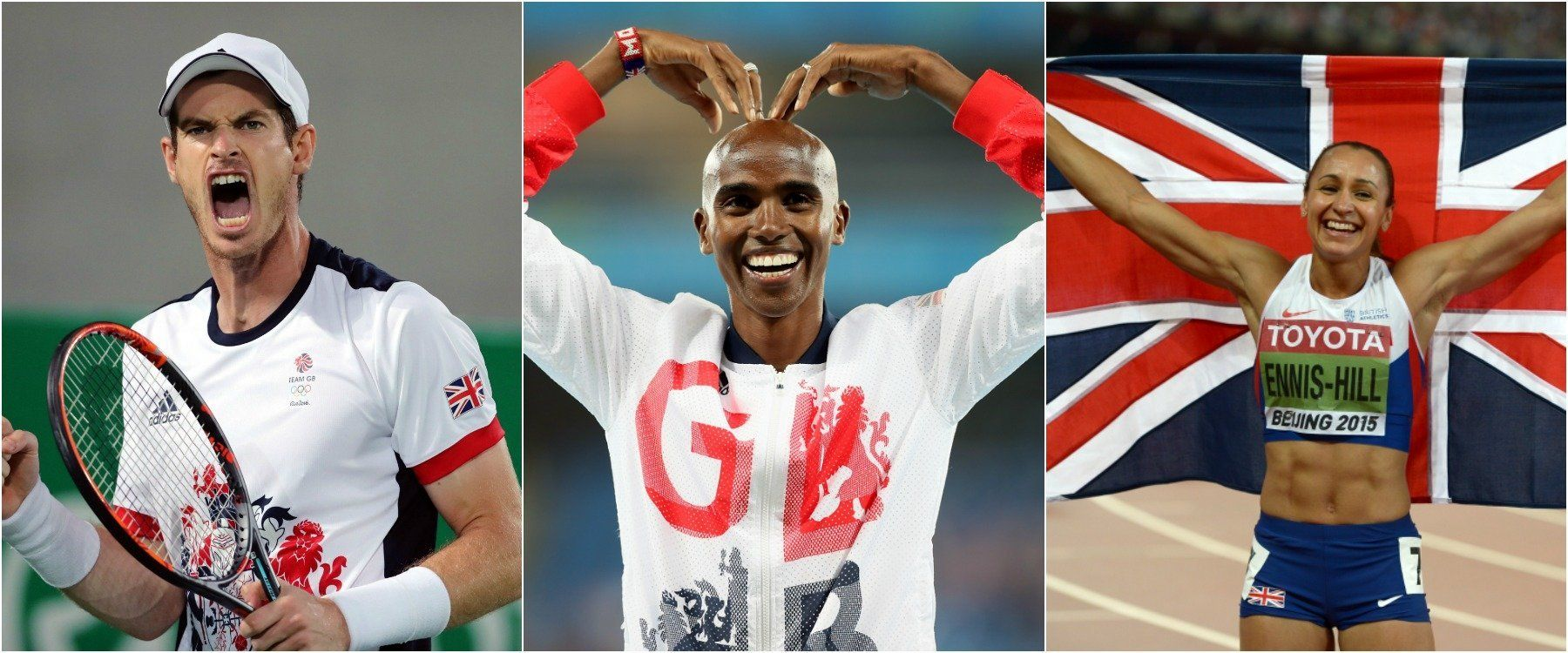 New Year's Honours 2017: Olympic Stars