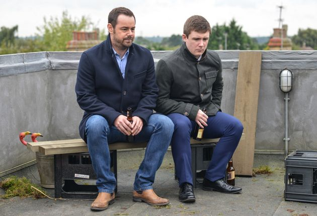EastEnders' Danny-Boy Hatchard Discusses What's Next For Lee Carter After Suicide Contemplation