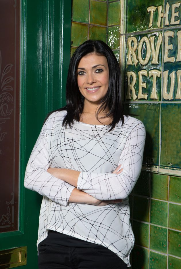'Coronation Street' Spoilers: Kym Marsh's Character Michelle Connor To Suffer Late-Term