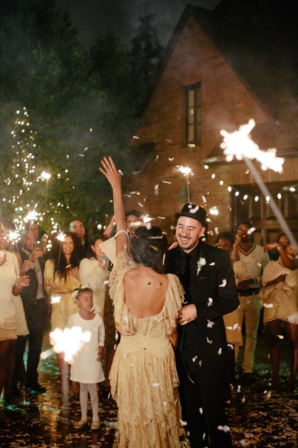 17 new years eve weddings that are cause for celebration huffpost junglespirit Image collections