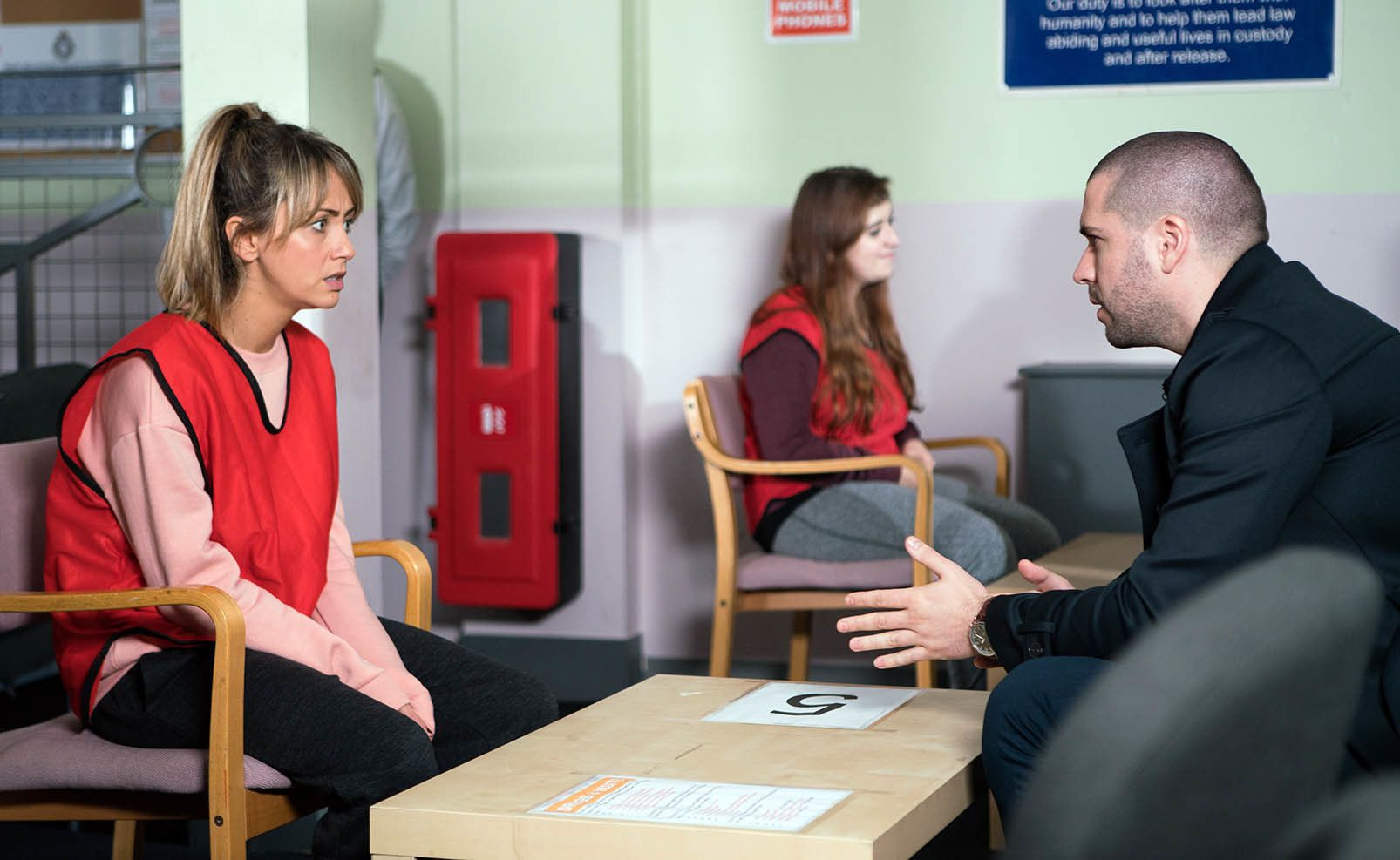 'Corrie' Spoiler! Is Aidan About Win Back Maria