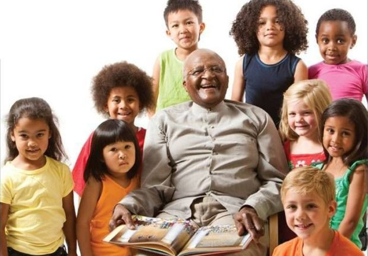 <em>Photo from the Desmond Tutu Children's Bible</em>