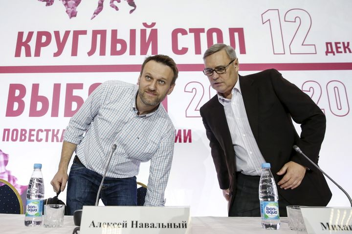 Russian opposition leader Alexei Navalny has expressed his interest in running for office in 2018.