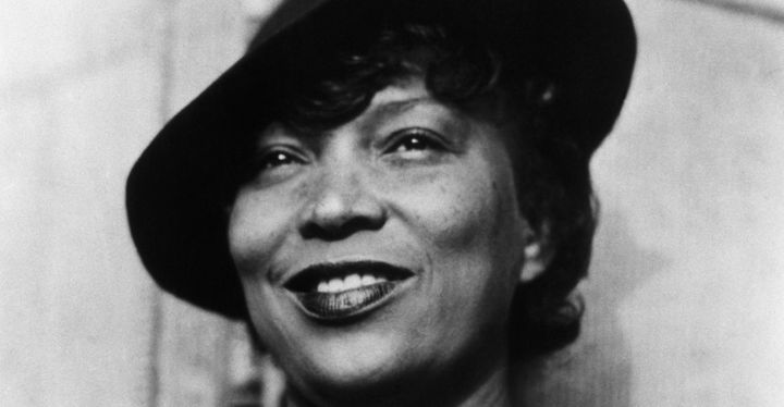 <em>Anthropologist and novelist Zora Neale Hurston </em>