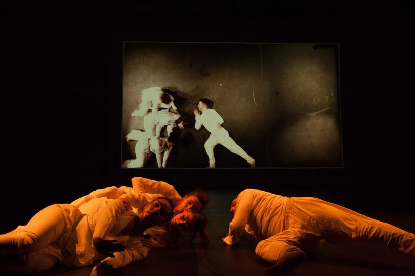 Nimbus Dance Works in Darshan Singh Bhuller's <em>Mapping</em>