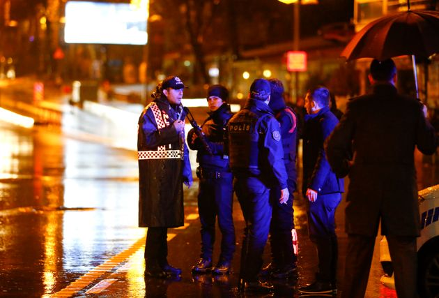Reports: Several Injured As Gunman Opens Fire At Istanbul Nightclub On New Year's