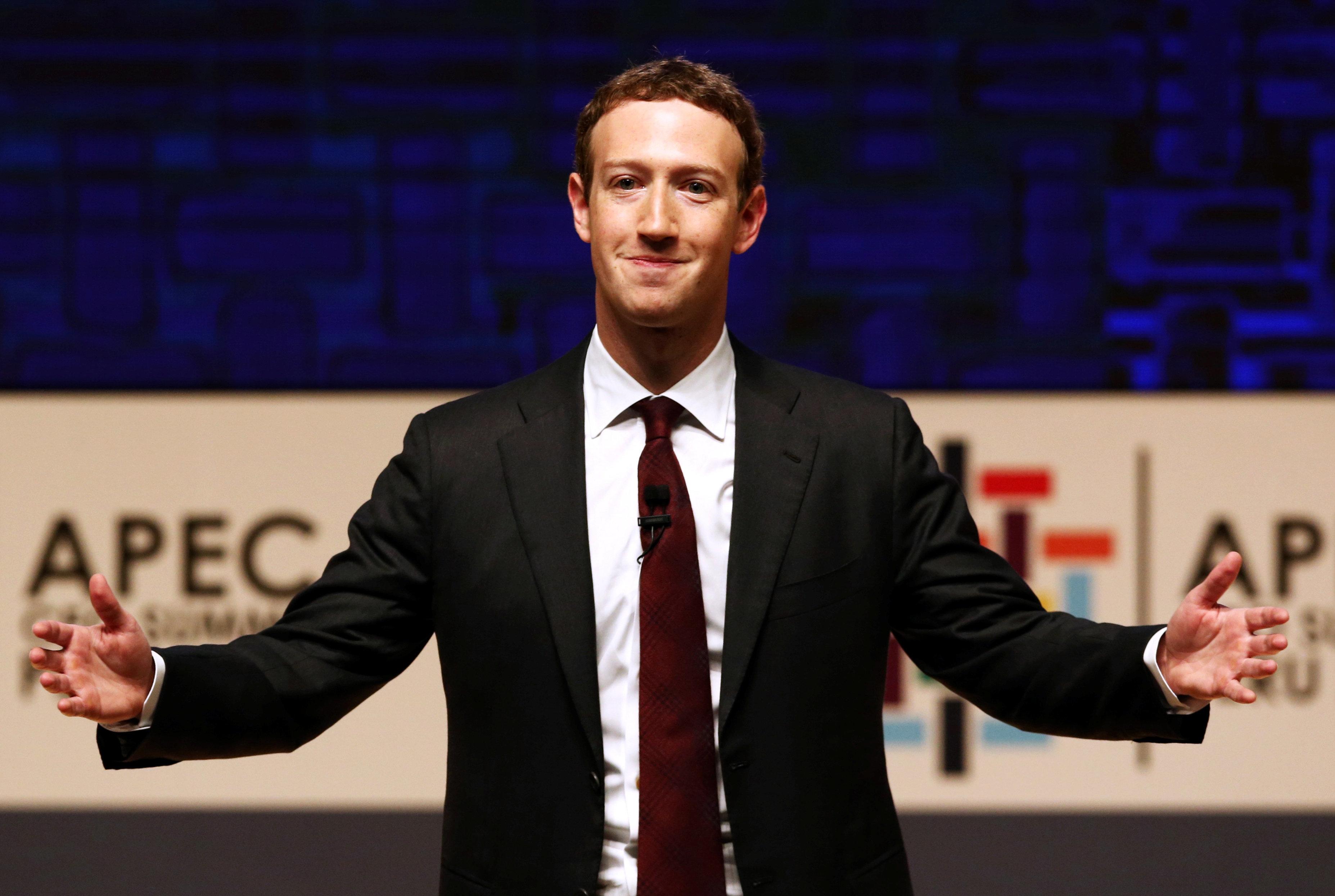 Former Atheist Mark Zuckerberg Gets