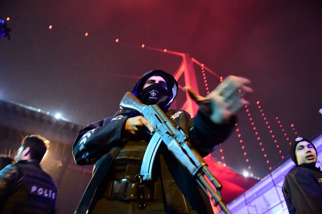 Gunman Kills At Least 35 In Attack On Istanbul