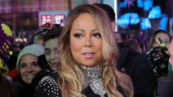 Mariah Carey Rings In 2017 With Painful Lip Sync Fail On Live