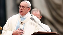 Pope Francis Condemns 'Plague Of Terrorism' In New Year's