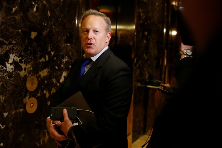 President-elect Donald Trump's incoming White House communications director and press secretary, Sean Spicer, appeared on ABC
