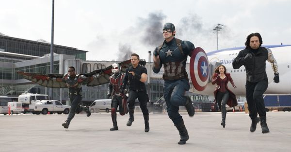 """The Avengers series grew up with """"Captain America: Civil War,"""" apolitically thornyimbroglio that splits the Marve"""