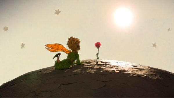 """Using glorious stop-motion animation, """"The Little Prince"""" looks and feels like a poetic watercolor reverie. Mark Osborne's ad"""