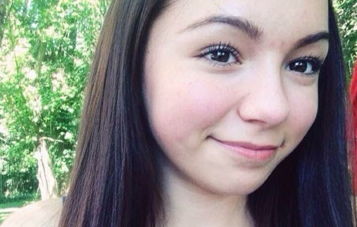 """A friend described victim Charlotte Zaremba, 16, as """"radiating with joy."""""""