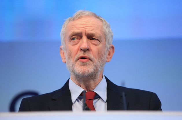 Jeremy Corbyn (pictured) could stand down if polls continue to be 'awful', Len McCluskey has