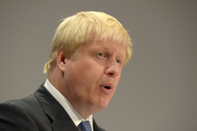 Boris hit out at 'the turnip ghosts of Project Fear' in his