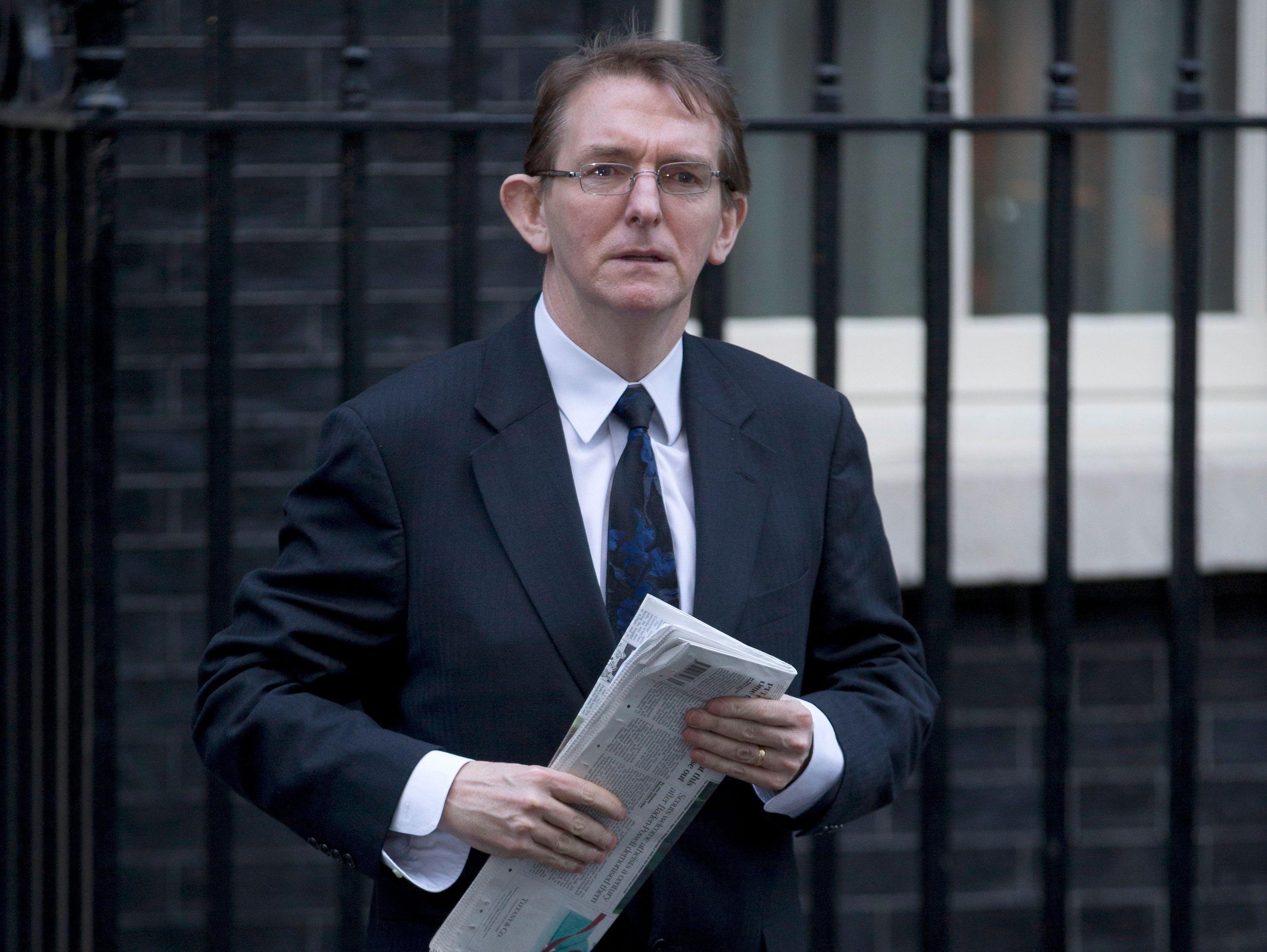 Sun Editor Attacks 'Insane' Leveson Inquiry Reform That Could Be