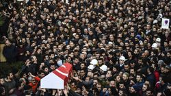 Turkey Mourns As Funerals Begin For Victims Of Istanbul Terror