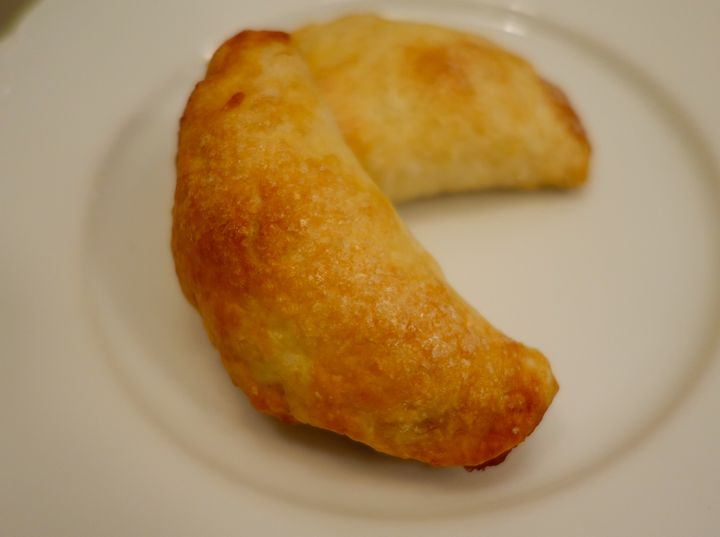 <p>These are applesauce-filled, but the idea is the same</p>